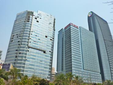 Vm zinc facade