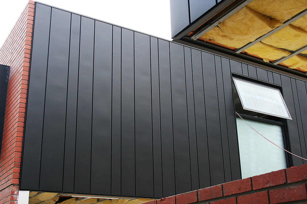 Zinc Cladding Weight Zinc Composite Panel Zinc Composite